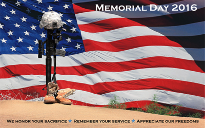 OUR DUTY ON THIS MEMORIAL DAY